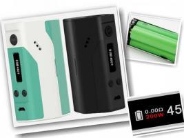 Wismec Reuleaux RX200 BoxMod E-Cig 18€