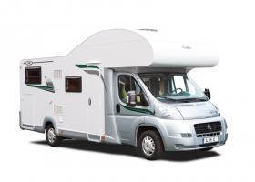 Wohnmobil mieten - LMC 698 - Alkoven - bis 4 Personen - Reisemobilvermietung