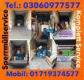 Wohnung Entrümpelung Berlin Pauschal 80 Euro T.: 03060977577 Sperrmüll Entrümpelungen Sofa Möbel, sofort Haushaltsauflösung Wohnungsauflösung Sperrmüllabholung Sperrmülldienst
