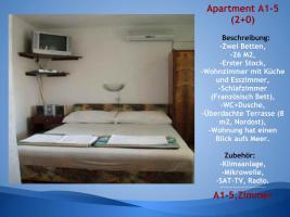 Foto 5 Wohnungen Bilic, Ferienwohnungen zu vermieten, Zdrelac, Insel Pasman, Kroatien