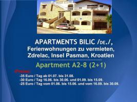 Foto 16 Wohnungen Bilic, Ferienwohnungen zu vermieten, Zdrelac, Insel Pasman, Kroatien
