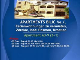Foto 23 Wohnungen Bilic, Ferienwohnungen zu vermieten, Zdrelac, Insel Pasman, Kroatien
