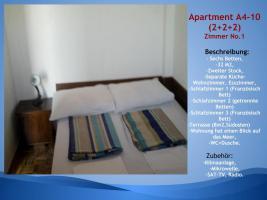 Foto 25 Wohnungen Bilic, Ferienwohnungen zu vermieten, Zdrelac, Insel Pasman, Kroatien