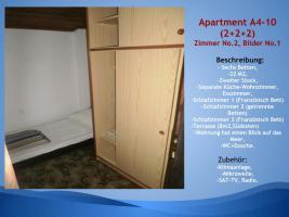 Foto 26 Wohnungen Bilic, Ferienwohnungen zu vermieten, Zdrelac, Insel Pasman, Kroatien