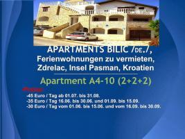 Foto 33 Wohnungen Bilic, Ferienwohnungen zu vermieten, Zdrelac, Insel Pasman, Kroatien