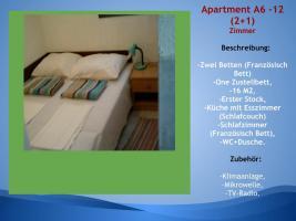 Foto 45 Wohnungen Bilic, Ferienwohnungen zu vermieten, Zdrelac, Insel Pasman, Kroatien
