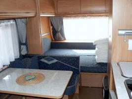 Etagenbetten Wohnwagen : Wohnwagen bürstner ventana tk mit klima etagenbetten