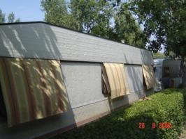 Wohnwagen Tandem Etagenbett : Wohnwagen knaus azur tfm tandem mit komplettem zubehör in