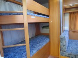 Wohnwagen Wilk Etagenbett : Wohnwagen wilk tk tipi etagenbett familie startklar für den