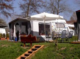 Foto 6 Wohnwagenvermietung am Bodensee komplett eingerichtet