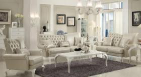 Wohnzimmer Sofa Couch Set Garnitur Venezia Barock Klassik Antik Stil