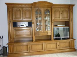 Wohnzimmer komplett eiche rustikal in trebur geinsheim von privat kompletteinrichtung wohnzimmer - Wohnzimmer kompletteinrichtung ...