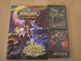 World of Worcraft Trading Card Game - Durch Das Dunkle Portal - Cards + Regelheft