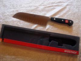 Wüsthof Japanisches Kochmesser - Santoku 17cm