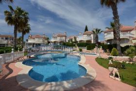 Foto 2 Wunderschöne große freistehende Luxusvilla mit Meerblick in Los Altos, Orihuela Costa, Spanien