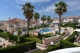 Foto 3 Wunderschöne große freistehende Luxusvilla mit Meerblick in Los Altos, Orihuela Costa, Spanien