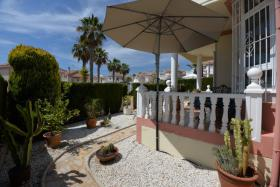 Foto 5 Wunderschöne große freistehende Luxusvilla mit Meerblick in Los Altos, Orihuela Costa, Spanien