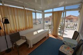 Foto 12 Wunderschöne große freistehende Luxusvilla mit Meerblick in Los Altos, Orihuela Costa, Spanien