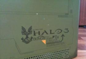 Foto 3 XBOX 360 Konsole LIMITED HALO EDITION
