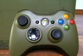 Foto 4 XBOX 360 Konsole LIMITED HALO EDITION