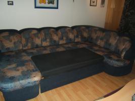 Xxl Big Sofa Wohnlandschaft 3m Breit Mit Schlaffunktion Hocker In