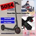 Xiaomi Mijia Electric Scooter Pro nur 505€ frei Haus