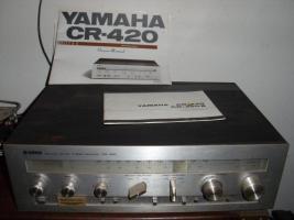 YAMAHA CR 420 Receiver