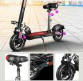 YOUPING Q02 Folding Electric Scooter mit Sitz nur 326€ frei Haus