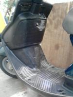 Foto 2 Yamaha Axis Motorroller/Mokick Viele Neuteile!! TOP !!!