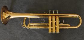 Foto 2 Yamaha B - Trompete YTR 4335 G II inkl. Koffer und Mundstück