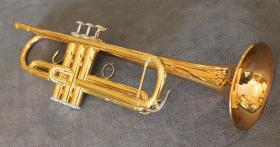 Foto 3 Yamaha B - Trompete YTR 4335 G II inkl. Koffer und Mundstück