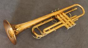 Foto 4 Yamaha B - Trompete YTR 4335 G II inkl. Koffer und Mundstück