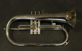 Foto 2 Yamaha Flügelhorn in B inkl. Originalkoffer und Mundstück