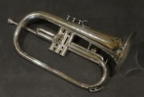 Foto 4 Yamaha Flügelhorn in B inkl. Originalkoffer und Mundstück