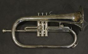 Foto 5 Yamaha Flügelhorn in B inkl. Originalkoffer und Mundstück