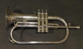 Foto 6 Yamaha Flügelhorn in B inkl. Originalkoffer und Mundstück