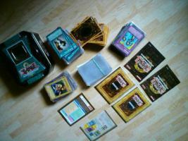 Yu-Gi-Oh Karten und Zubehör