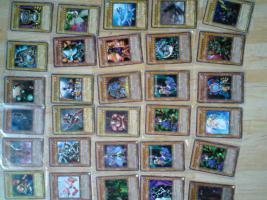 Foto 5 Yu-Gi-Oh Karten und Zubehör