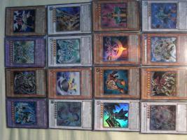 Foto 2 Yu-Gi-Oh Kartensammlung