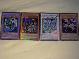 Foto 3 Yu-Gi-Oh Kartensammlung