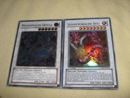 Foto 7 Yu-Gi-Oh Kartensammlung
