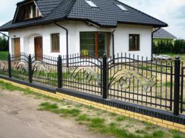 Foto 5 ZÄUNE - TORE - PFORTEN aus polnischer Produktion direkt vom Hersteller mit 5 Jahre Garantie nur von KTK-Agentur