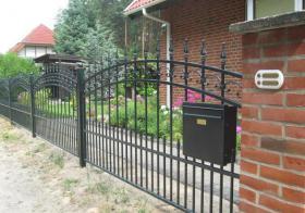 Foto 3 Zäune aus Polen jetzt – 15 % Zaunbau, Metall, Kunstschmiede