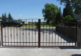 Foto 9 Zäune aus Polen jetzt – 15 % Zaunbau, Metall, Kunstschmiede
