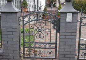 Foto 10 Zäune aus Polen jetzt – 15 % Zaunbau, Metall, Kunstschmiede