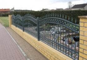 Foto 14 Zäune aus Polen jetzt – 15 % Zaunbau, Metall, Kunstschmiede