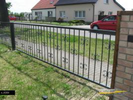 Foto 7 Zäune aus Polen vom Hersteller, Tor, Pforte, Metallbau – 15%