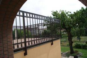 Foto 8 Zäune aus Polen Metallzäune, Geländer , Metalltreppen - WERKVERKAUF