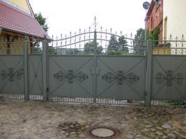 Foto 5 Zäune aus Polen Nov. – Jan. -15 % Gitter, Tore, Geländer, Treppen