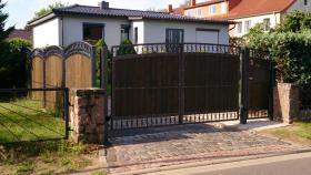 Foto 8 Zäune aus Polen Nov. – Jan. -15 % Gitter, Tore, Geländer, Treppen